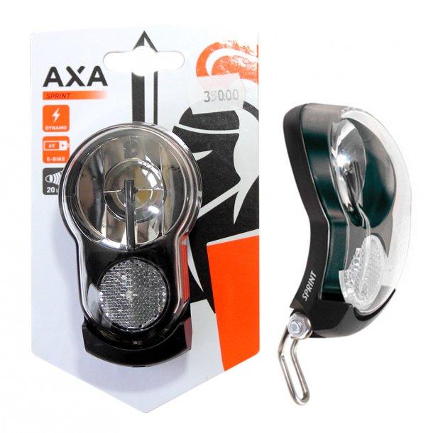 AXA framlampa för navgenerator